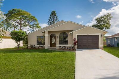 Stuart Single Family Home For Sale: 5855 SE Mitzi Lane