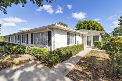 boynton beach Single Family Home For Sale: 10130 S 40th Trail #270