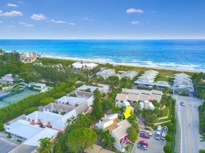 Delray Beach Townhouse For Sale: 800 Ocean Boulevard #8