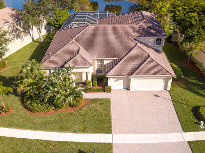 Boynton Beach Single Family Home For Sale: 8882 Georgetown Lane
