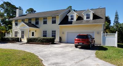 Jupiter Single Family Home For Sale: 17081 Mellen Lane