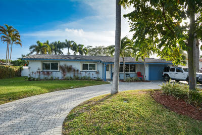 Deerfield Beach Single Family Home For Sale: 906 SE 12th Street