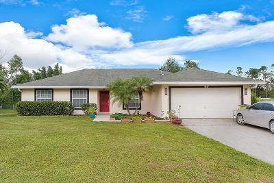 Loxahatchee Single Family Home For Sale: 17887 60th Lane