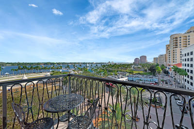 101 Clematis, 101 Lofts, 101 Lofts Condominium, 101 Loft Condominium, 101 Loft, 101 Lofts Condo, 101 Lofts Condominium Unit 403, 101 Lofts On The Waterfront, 101 N Clematis Condo For Sale: 101 Clematis Street #514