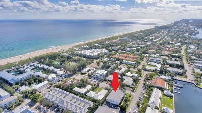 Delray Beach Condo For Sale: 315 Venetian Drive #7