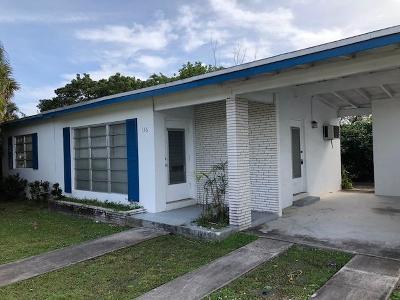 Fort Pierce Single Family Home For Sale: 136 SE Prima Vista Boulevard