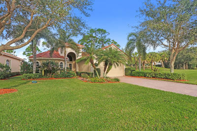 Port Saint Lucie Single Family Home For Sale: 9033 Champions Way