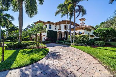 Palm Beach Gardens Single Family Home For Sale: 111 Remo Place