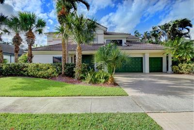Boca Raton Single Family Home For Sale: 4567 NW 25th Way