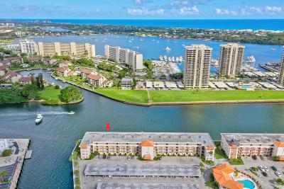 North Palm Beach Condo Contingent: 20 Yacht Club Drive #303