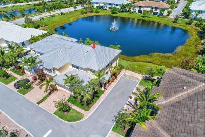 Palm Beach Gardens Townhouse For Sale: 3012 Princeton Lane