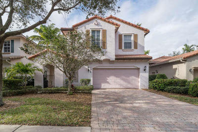 Palm Beach Gardens Single Family Home For Sale: 1419 Barlow Court
