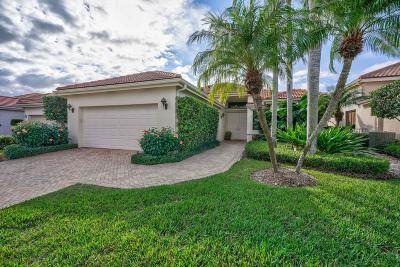 Palm Beach Gardens Single Family Home For Sale: 13305 Provence Drive