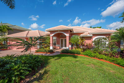Palm City Single Family Home For Sale: 2213 SW Dove Canyon Way