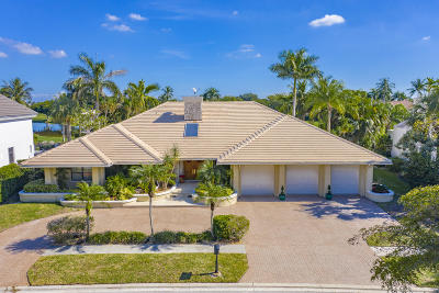 Boca Raton Single Family Home For Sale: 7859 Mandarin Drive W