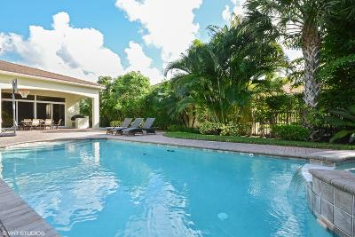 Palm Beach Gardens Single Family Home For Sale: 157 Viera Drive