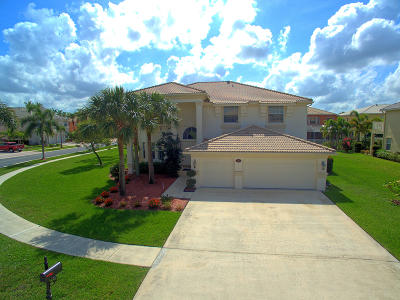 Royal Palm Beach Single Family Home For Sale: 2151 Bellcrest Circle