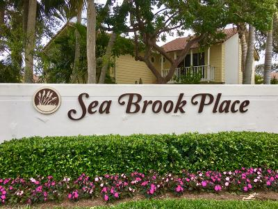 Jupiter Condo For Sale: 175 Seabreeze Circle
