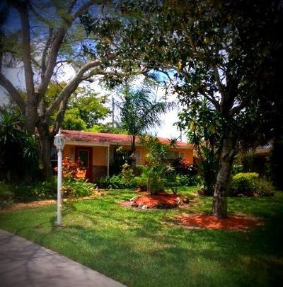 Palm Beach Gardens Single Family Home For Sale: 4434 Birdwood Street