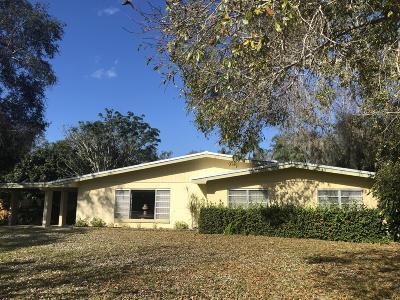 Fort Pierce Single Family Home For Sale: 800 Anita Street