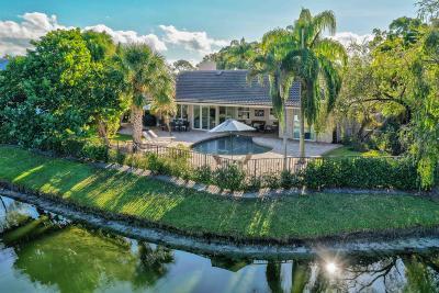 Palm Beach Gardens Single Family Home Contingent: 29 Glencairn Road