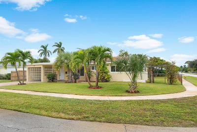 Boca Raton Single Family Home For Sale: 499 NE 28th Road
