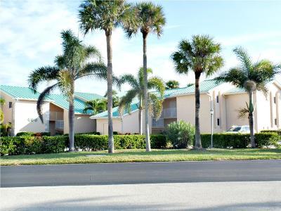 Fort Pierce Condo For Sale: 2400 S Ocean Drive #415