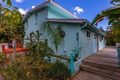Stuart Single Family Home For Sale: 925 SW Rustic Circle