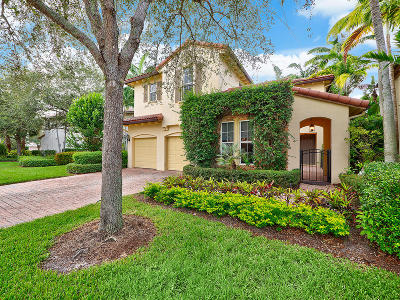 Palm Beach Gardens Single Family Home For Sale: 2011 Graden Drive