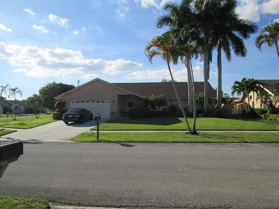 Royal Palm Beach Single Family Home For Sale: 107 Segura Street