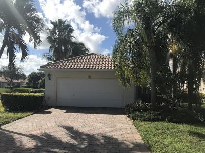 Isles, Isles At Palm Beach Gardens Rental For Rent: 515 Rhine Road