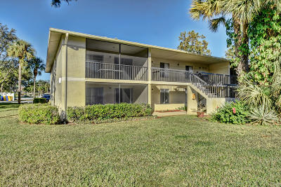Jupiter Condo Sold: 6512 Chasewood Drive #C