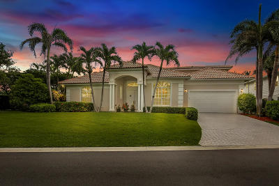 Jupiter Inlet Colony FL Single Family Home For Sale: $1,999,900