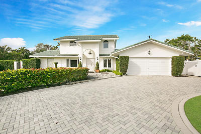 Palm Beach Farms, Palm Beach Farms Co 10 Of North Deerfield Pb6p1 Single Family Home For Sale: 1455 Isabel Road Este