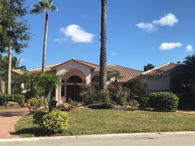 Coral Springs Rental For Rent: 1710 NW 124th Way