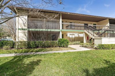 Jupiter Condo For Sale: 6286 Chasewood Drive #G