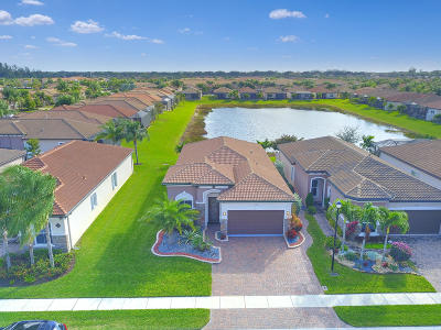 Villaggio Reserve Single Family Home For Sale: 14873 Rapolla Drive