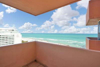Miami Beach Condo For Sale: 2899 Collins Avenue #1723