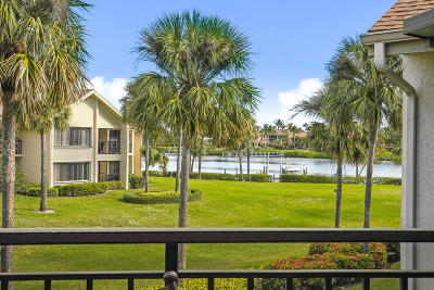 Tequesta Condo For Sale: 10411 SE Terrapin Place #C -201