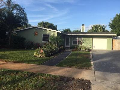 North Palm Beach Single Family Home For Sale: 793 Lagoon Drive