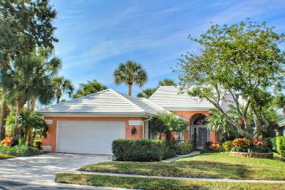 West Palm Beach Single Family Home For Sale: 2381 Saratoga Bay Drive
