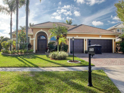 Boca Raton Single Family Home Contingent: 21433 Crestfalls Court