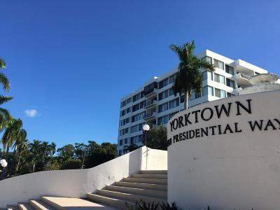 West Palm Beach Condo Sold: 1500 Presidential Way #304