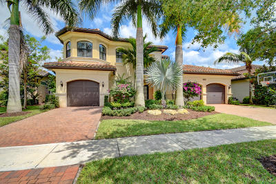 Delray Beach Single Family Home For Sale: 16590 Chesapeake Bay Court