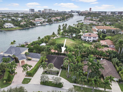 Boca Raton Single Family Home For Sale: 546 Silver Lane