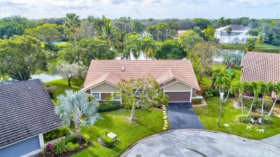 Coral Springs Single Family Home For Sale: 9868 NW 18th Street