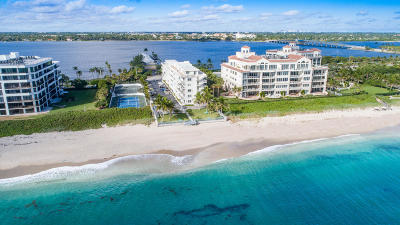 Palm Beach Condo Sold: 3030 S Ocean Boulevard #103