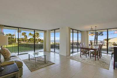 Jupiter Condo For Sale: 1300 Highway A1a #201