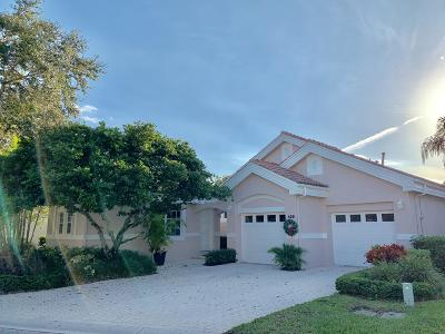 Palm Beach Gardens Single Family Home For Sale: 428 Eagleton Cove Way