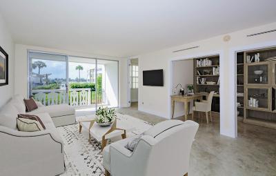 Palm Beach Condo For Sale: 2720 S Ocean Boulevard #114